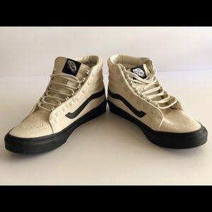 be992aeff6b Vans Shoes - Vans SK8-Hi Slim Studs Marshmallow Black Winter